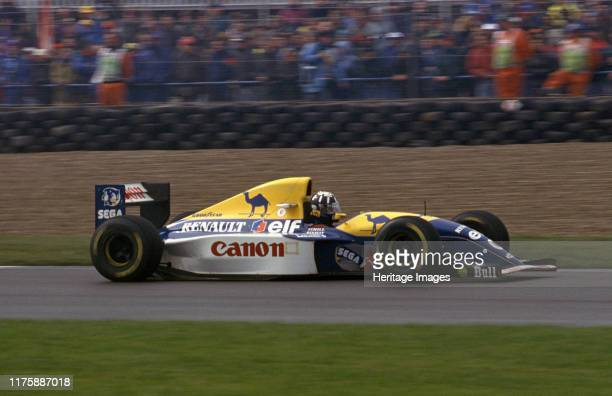 Williams Renault FW15C Damon Hill 1993 European Grand Prix