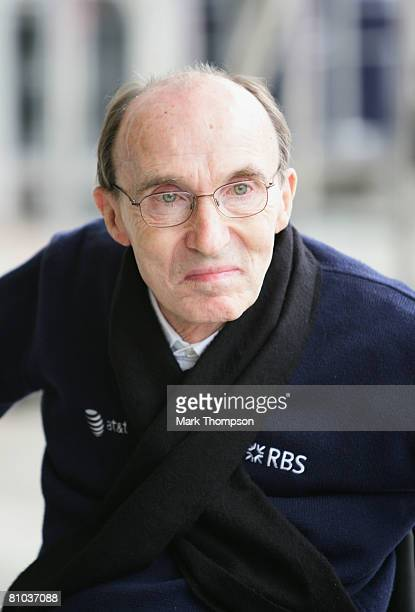Williams Team Principal Sir Frank Williams is seen during practice for the Turkish Formula One Grand Prix at Istanbul Park on May 9 in Istanbul,...