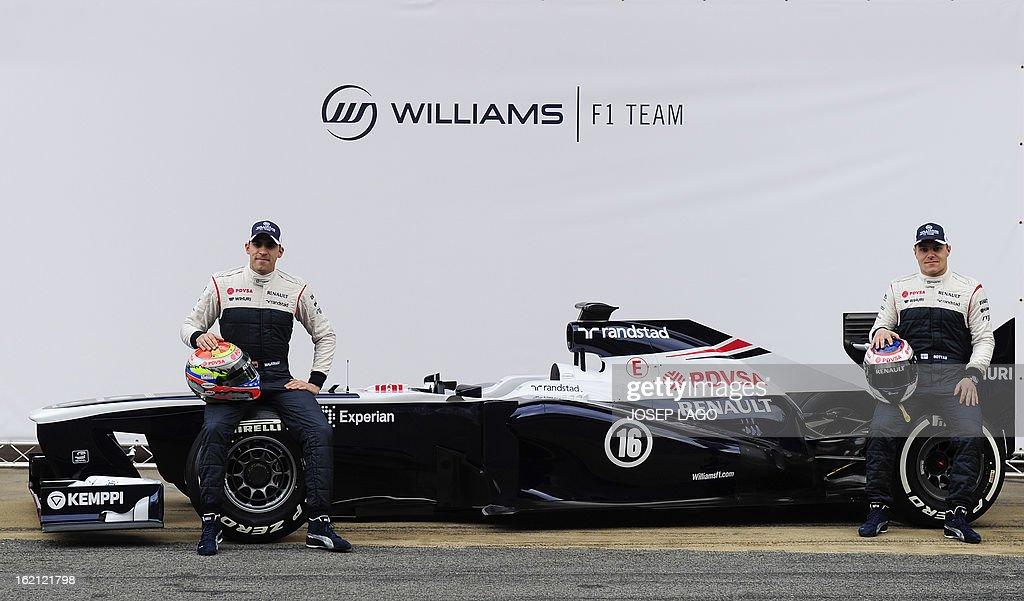 AUTO-F1-PRIX-MONTMELO : News Photo