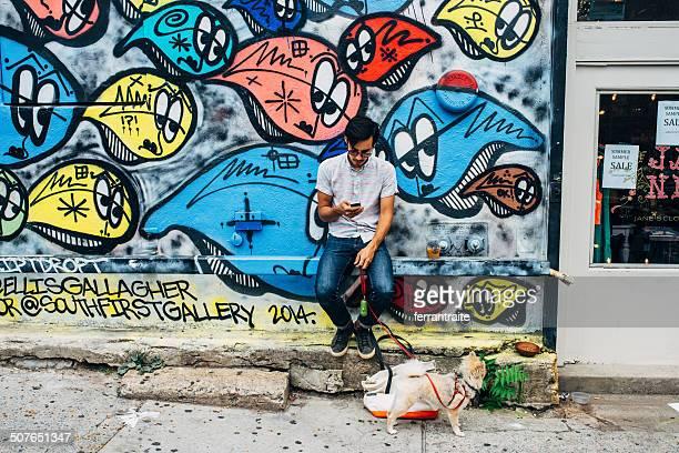 williamsburg brooklyn de nueva york - williamsburg brooklyn fotografías e imágenes de stock