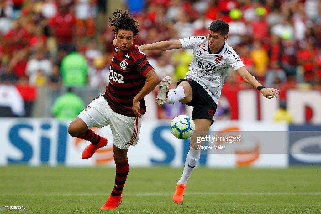 BRA: Flamengo v Athletico PR - Brasileirao Series A 2019