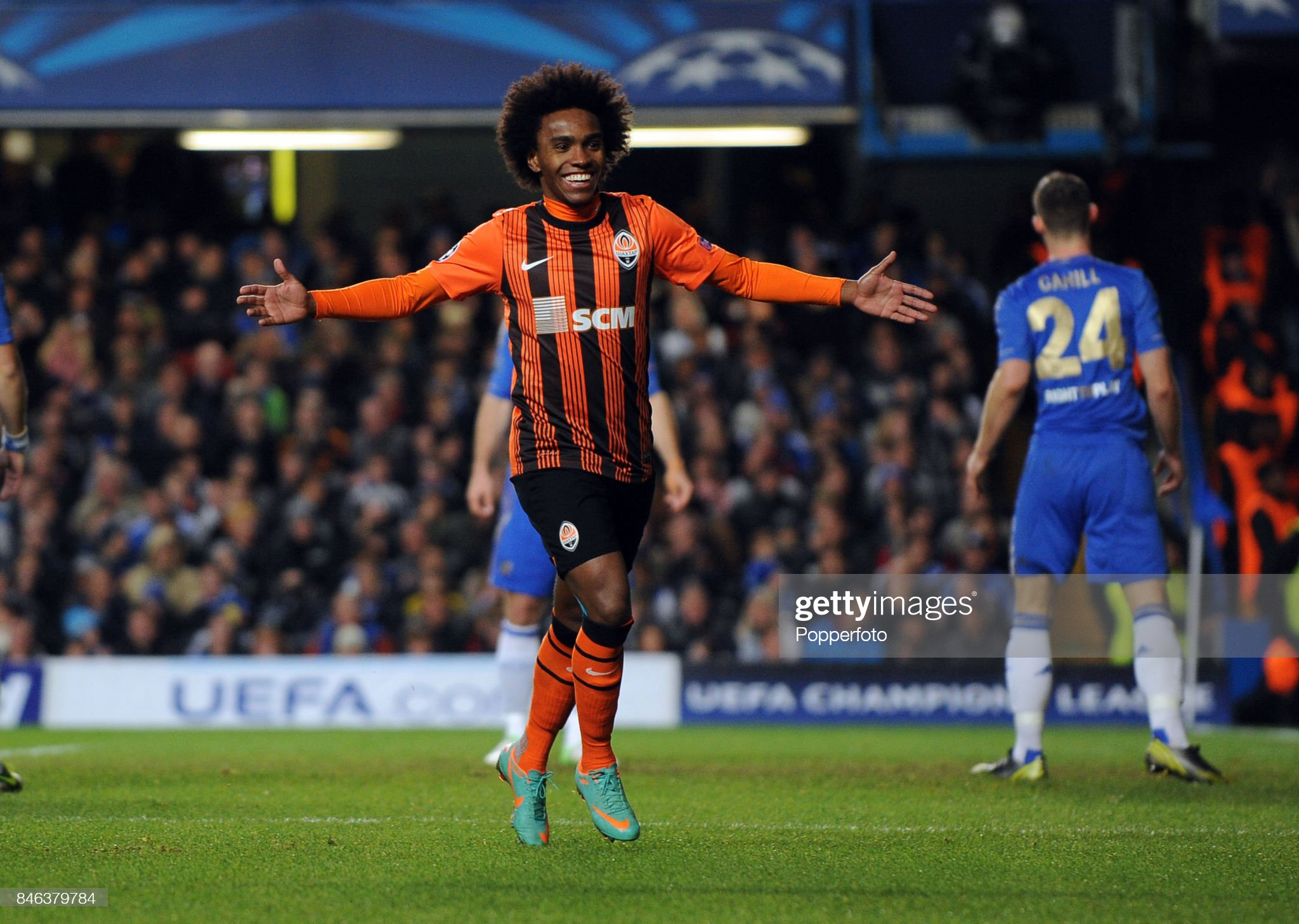 Chelsea v Shakhtar Donetsk - UEFA Champions League : News Photo