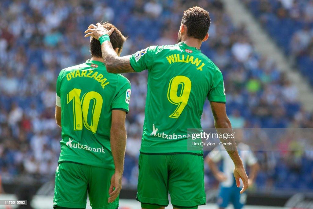 Espanyol V  Real Sociedad : News Photo