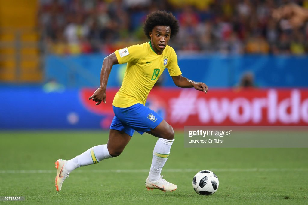 Brazil v Switzerland: Group E - 2018 FIFA World Cup Russia : News Photo
