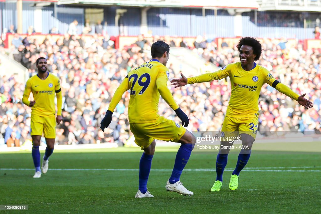 Burnley FC contro Chelsea FC - Premier League