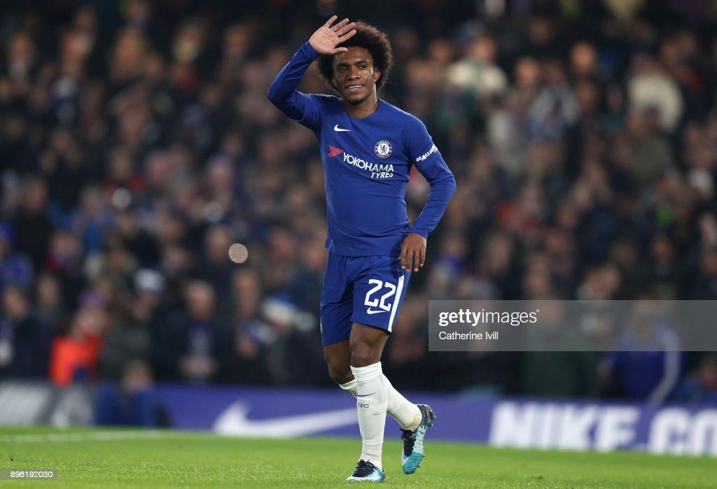 Chelsea v AFC Bournemouth - Carabao Cup Quarter-Final