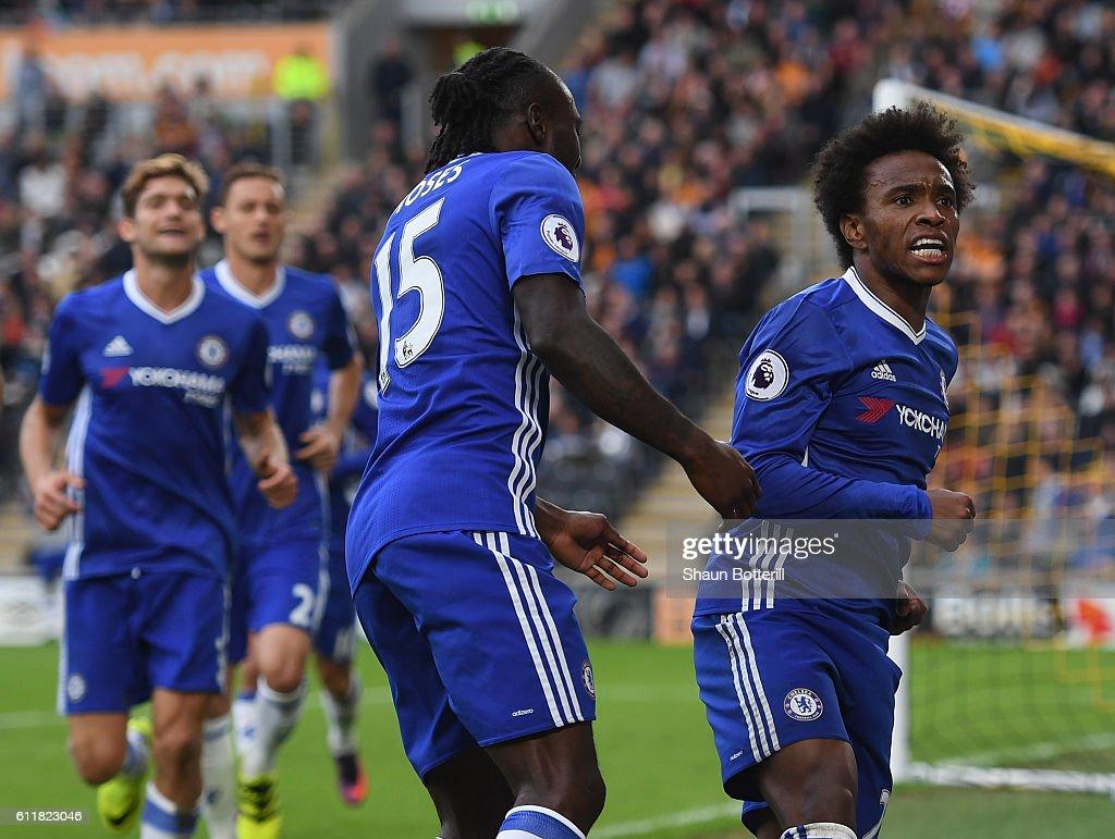 Hull City v Chelsea - Premier League : News Photo