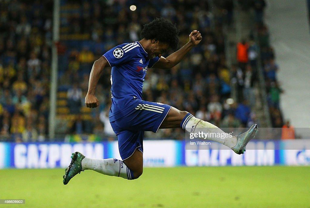 Maccabi Tel-Aviv FC v Chelsea FC - UEFA Champions League