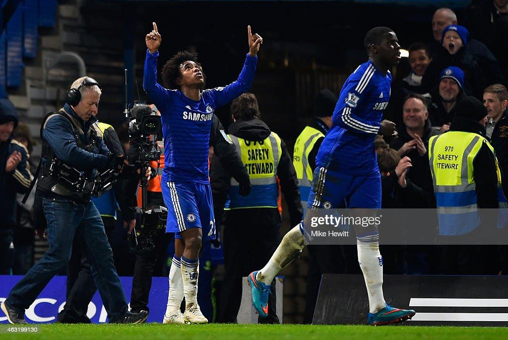 Chelsea v Everton - Premier League : Foto jornalística