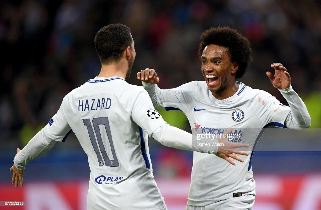 Qarabag FK v Chelsea FC - UEFA Champions League