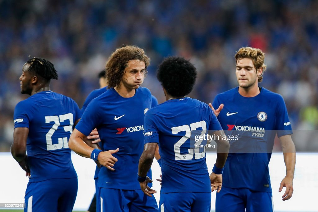 Arsenal v Chelsea: Pre-Season Friendly : News Photo