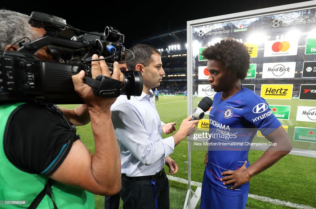 Chelsea v Olympique Lyonnais - International Champions Cup 2018