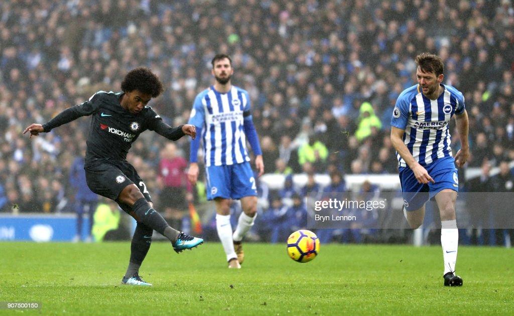 Brighton and Hove Albion v Chelsea - Premier League
