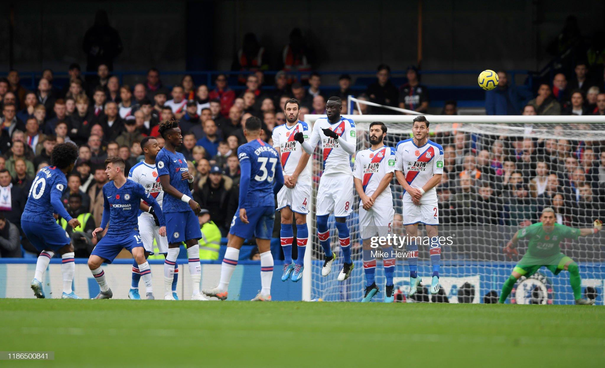 Chelsea FC v Crystal Palace - Premier League : News Photo