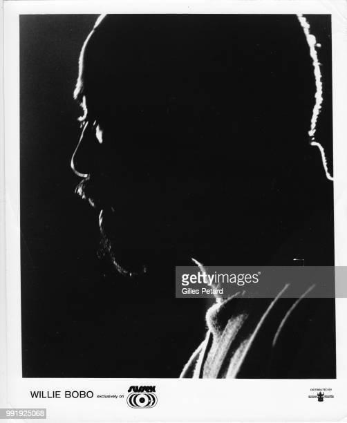 Willie Bobo studio portrait 1973