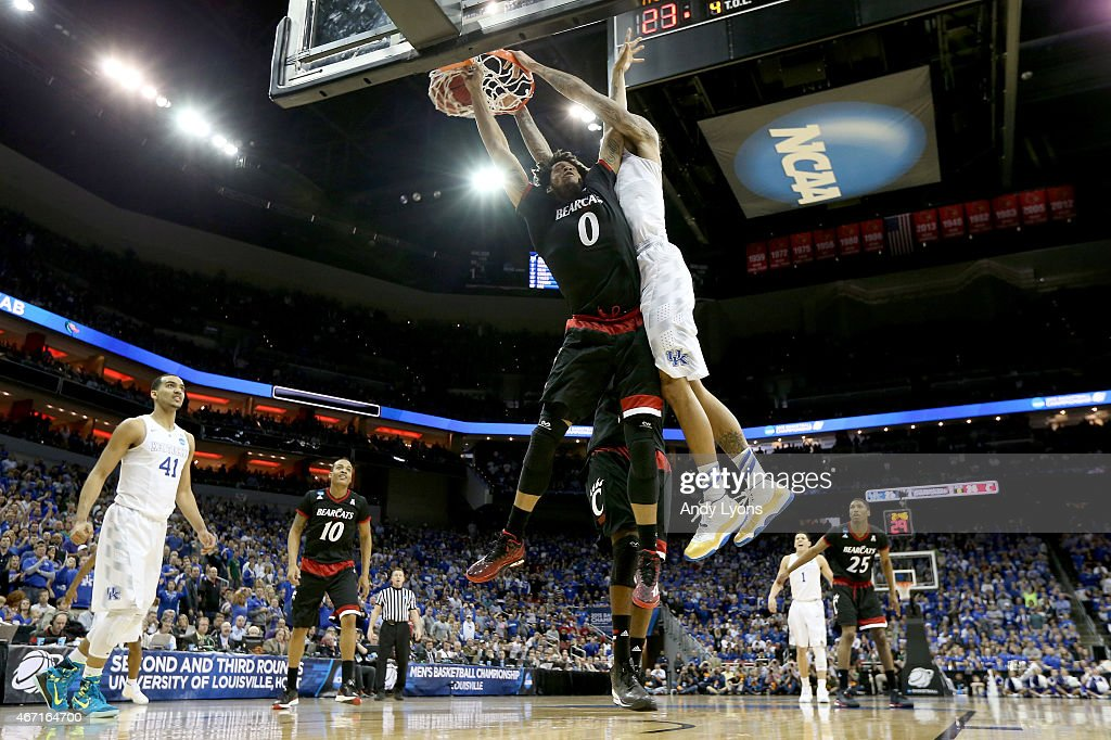 NCAA Basketball Tournament - Third Round - Louisville