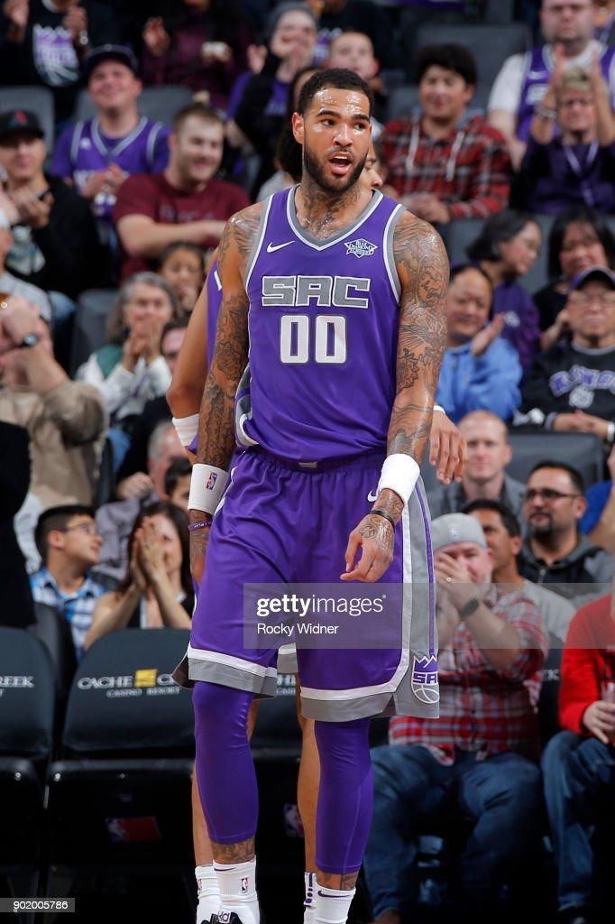 Denver Nuggets v Sacramento Kings