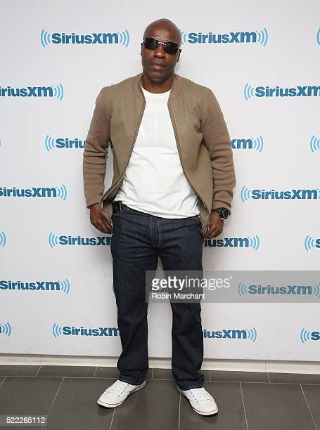 Willie D visits at SiriusXM Studio on April 18, 2016 in New York City.