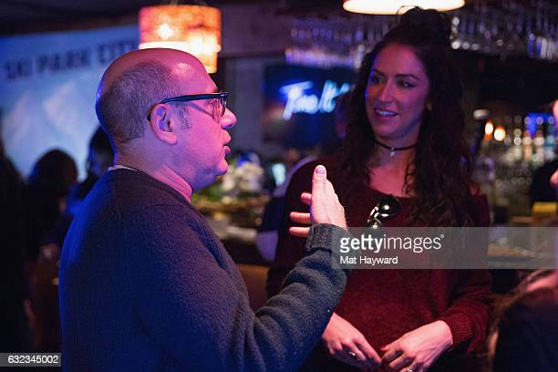 Willie Garson attends the Tone It Up Wellness Lounge during the Sundance Film Festiva on January 21, 2017 in Park City, Utah.