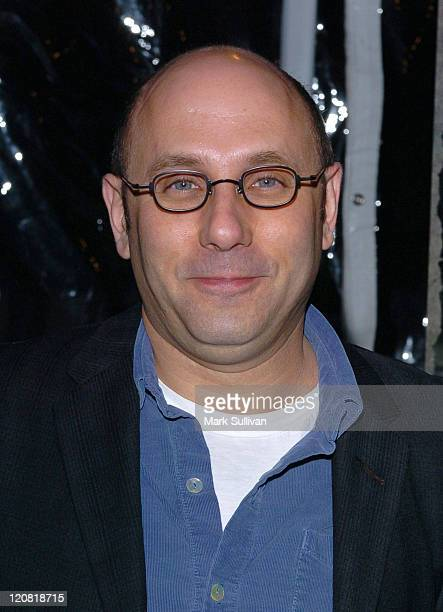 Willie Garson during HBO's 'Carnivale' Season 2 Premiere Arrivals at Paramount Studios in Hollywood California United States