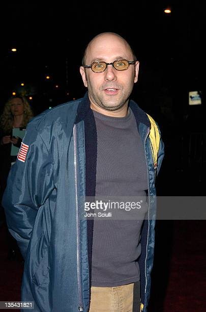Willie Garson during Playstation 2 Offers A Passage Into 'The Underworld' Red Carpet at Blecsco Theater in Los Angeles California United States
