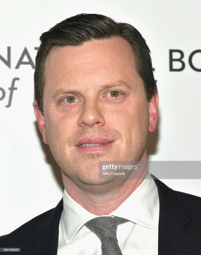 Willie Geist attends the 2018 The National Board Of Review Annual Awards Gala at Cipriani 42nd Street on January 9, 2018 in New York City.