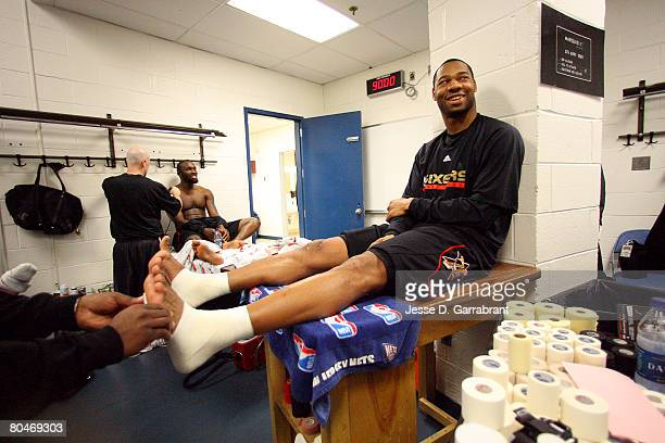 Nba Ankle Stock Photos And Pictures Getty Images