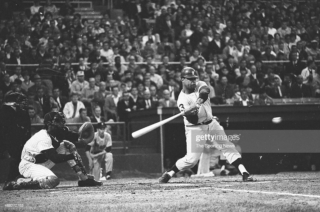 Willie Horton - Detroit Tigers : News Photo