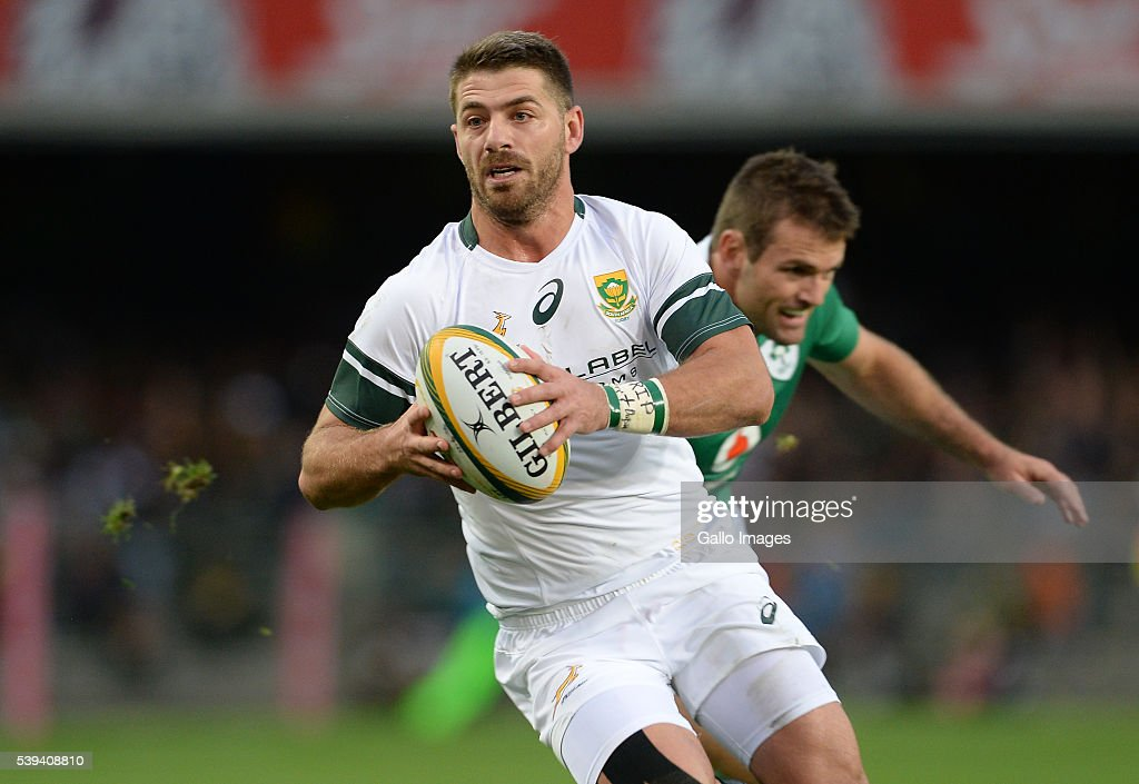 2016 Castle Lager Incoming Series, 1st Test: South Africa v Ireland : News Photo