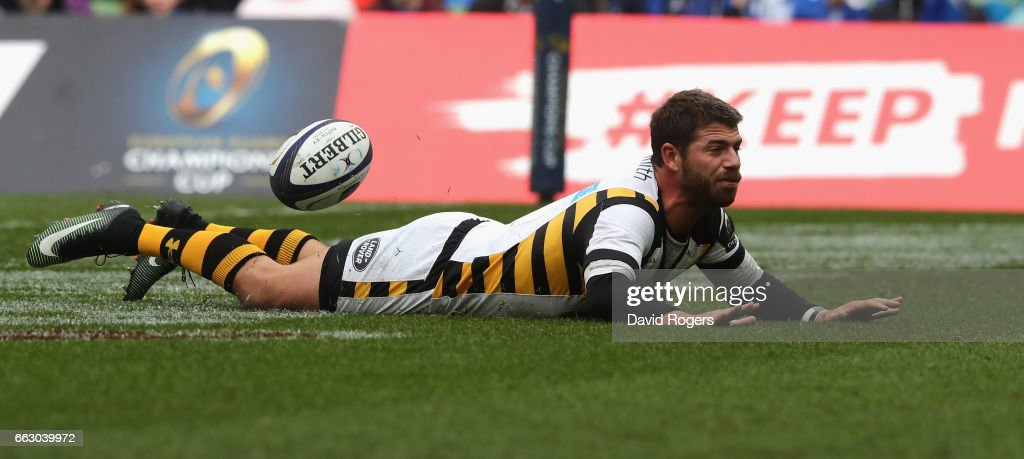 Leinster Rugby v Wasps - European Rugby Champions Cup : News Photo