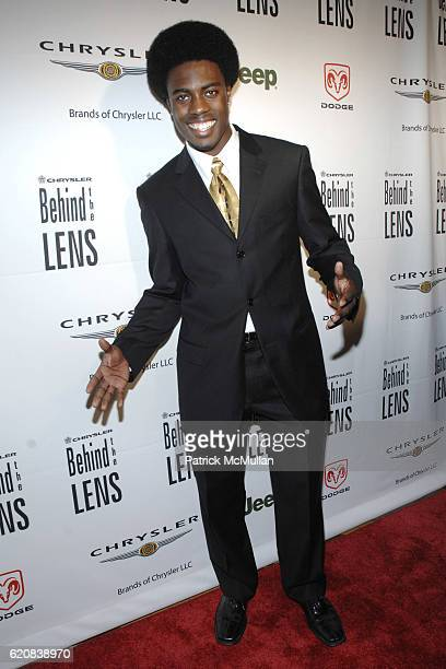 Willie Mac attends Chrysler LLC Presents the 6th Annual Behind The Lens Award Honoring Spike Lee at Beverly Hills on March 26 2008 in Beverly Hills...