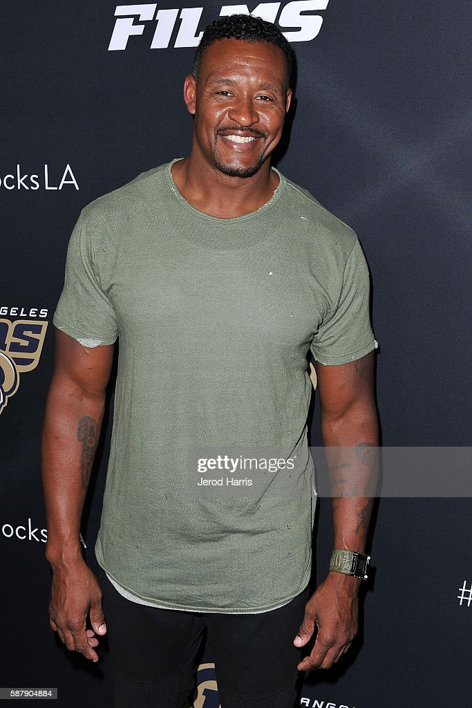 "Premiere Of HBO And NFL Films ""Hard Knocks: Training Camp With The Los Angeles Rams"" - Arrivals"