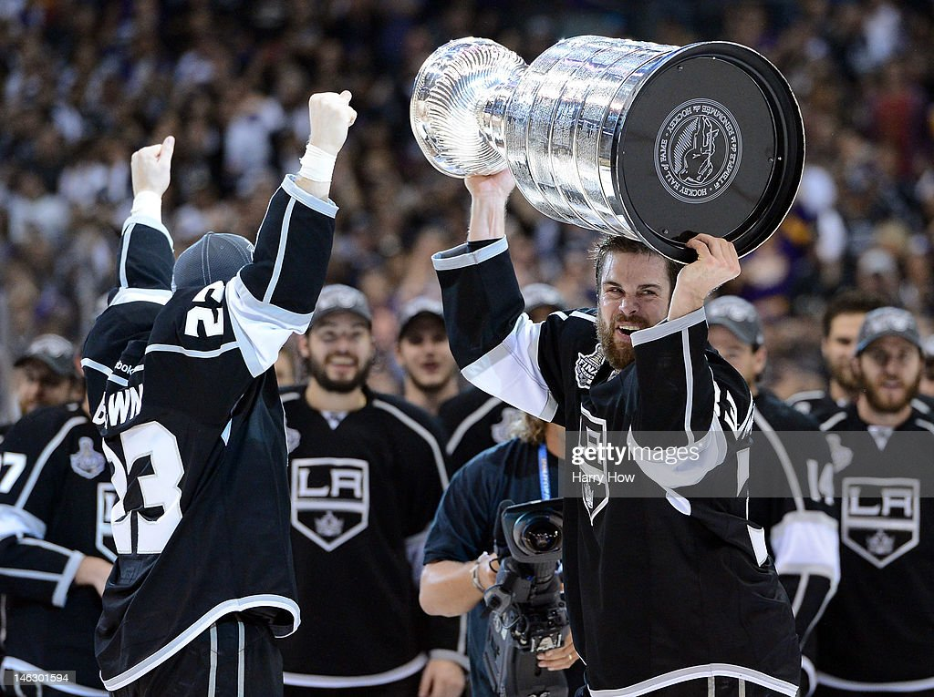2012 NHL Stanley Cup Final – Game Six : News Photo