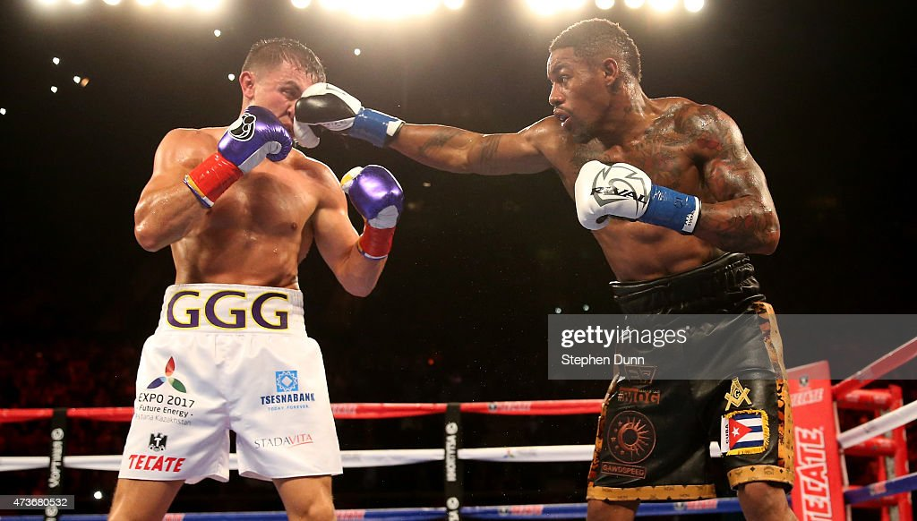 Gennady Golovkin v Willie Monroe Jr.