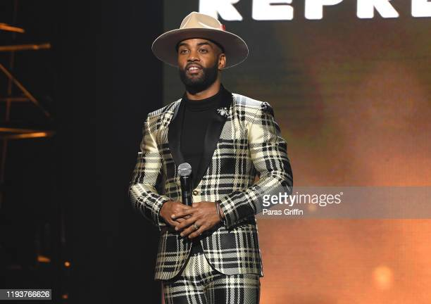 Willie Moore Jr speaks onstage during 2019 Urban One Honors at MGM National Harbor on December 05 2019 in Oxon Hill Maryland