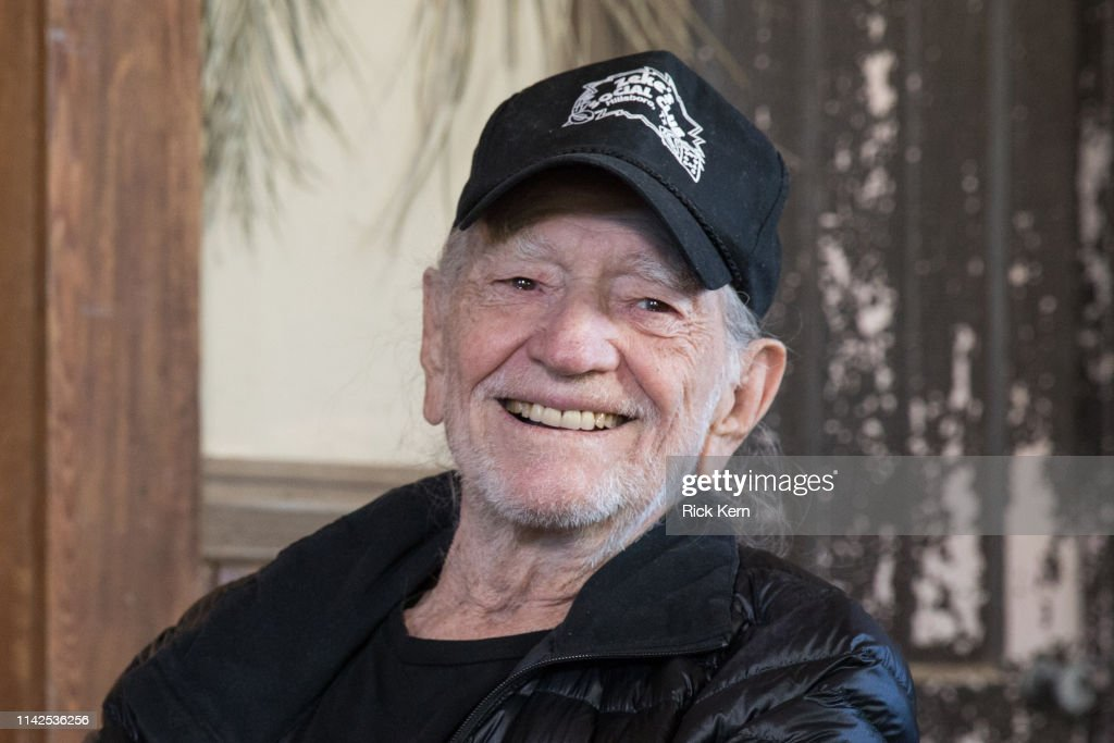 "Willie Nelson Discusses New Album ""Ride Me Back Home"" On SiriusXM's Willie's Roadhouse Channel : News Photo"