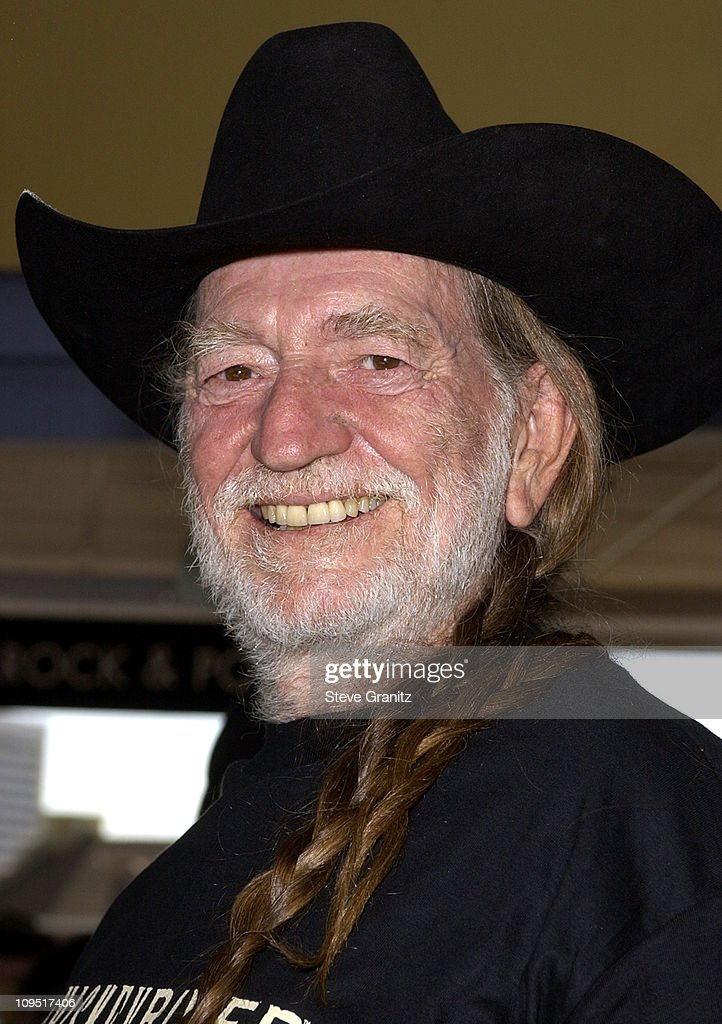 "Bookstore Appearance by Willie Nelson for ""The Facts of Life and Other Dirty Jokes"""