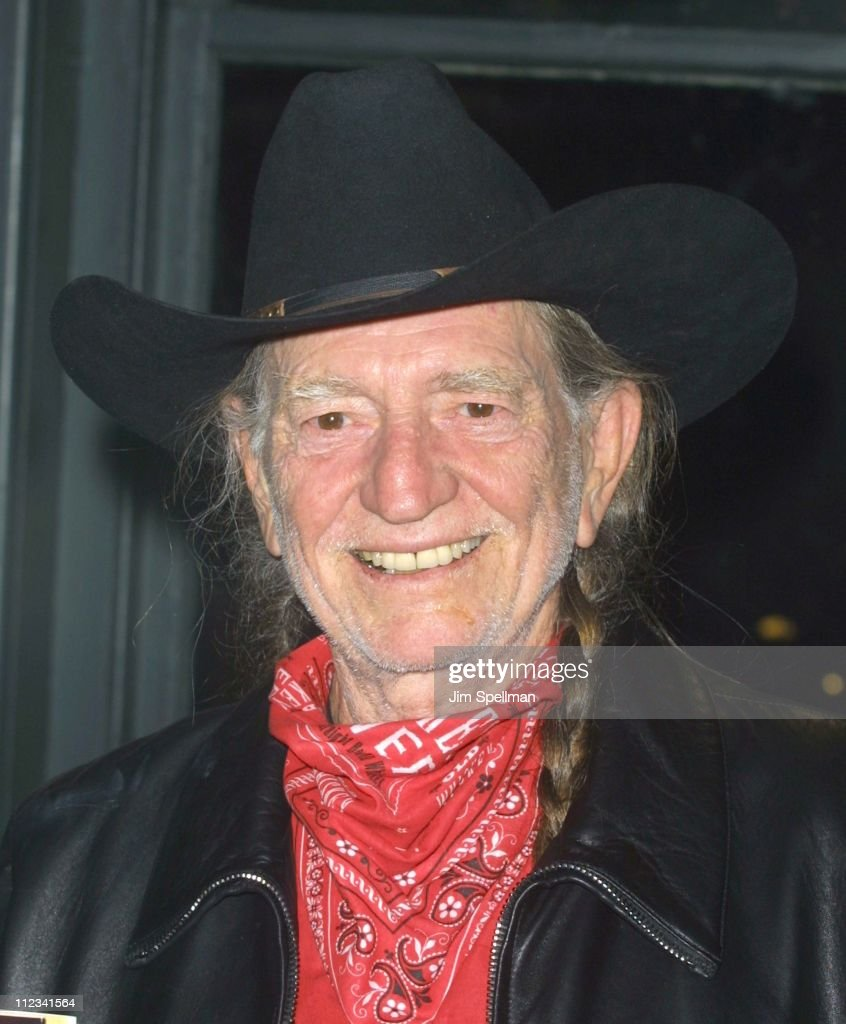Willie Nelson In Store