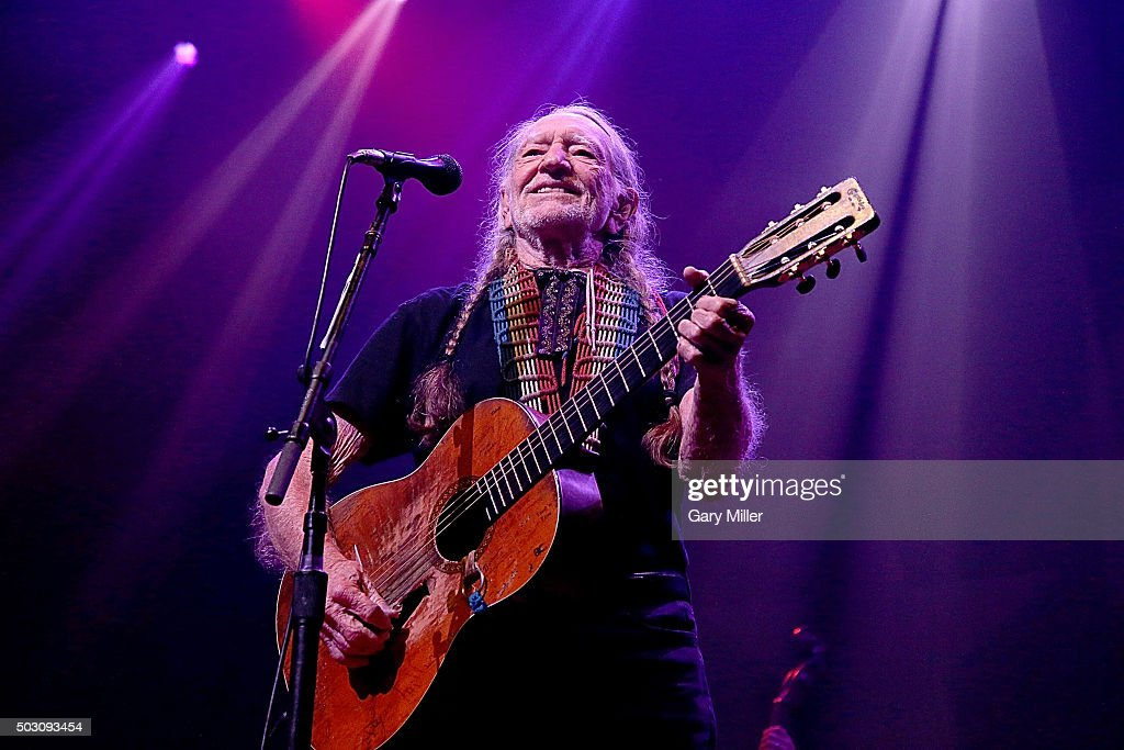 Willie Nelson And Kacey Musgraves Perform At ACL Live