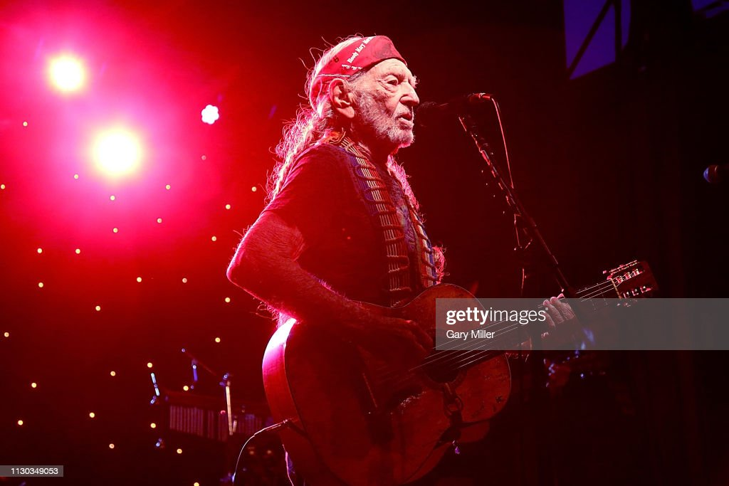 The Luck Banquet With Willie Nelson : News Photo