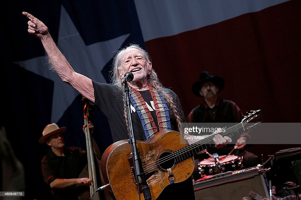 Willie Nelson In Concert - Austin, TX : News Photo