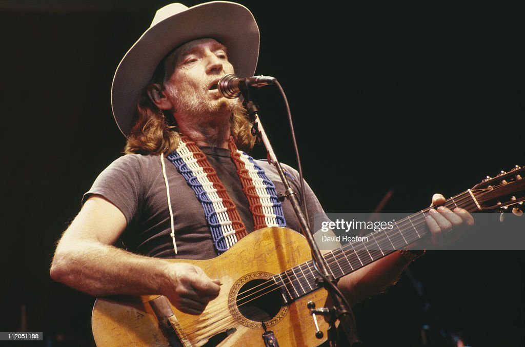Willie Nelson In Concert : News Photo