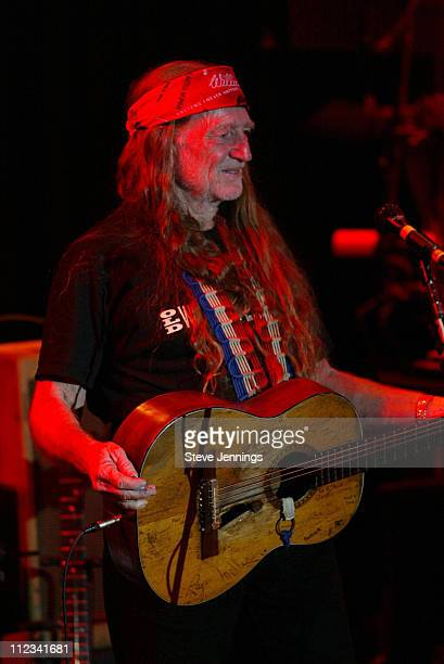 WIllie Nelson's fourth soldout night at San Francisco's famous Fillmore Auditorium