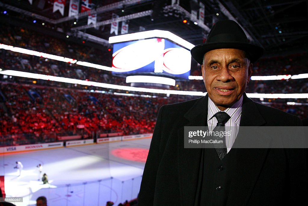 Celebrities Attend NHL All Star Game : News Photo