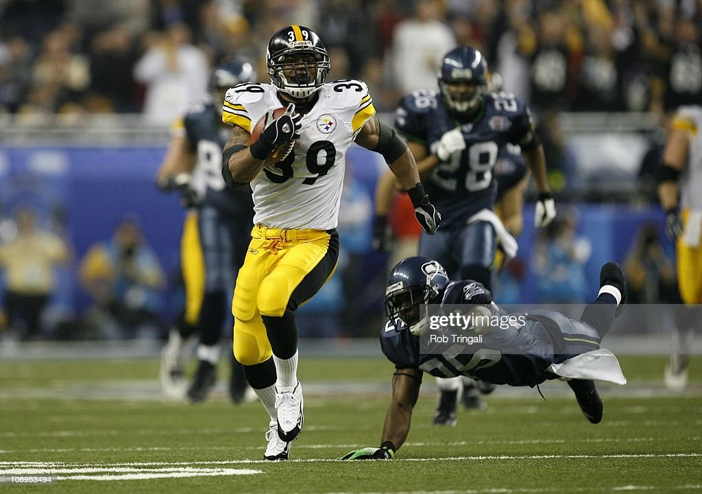Super Bowl XL Pittsburgh Steelers v Seattle Seahawks