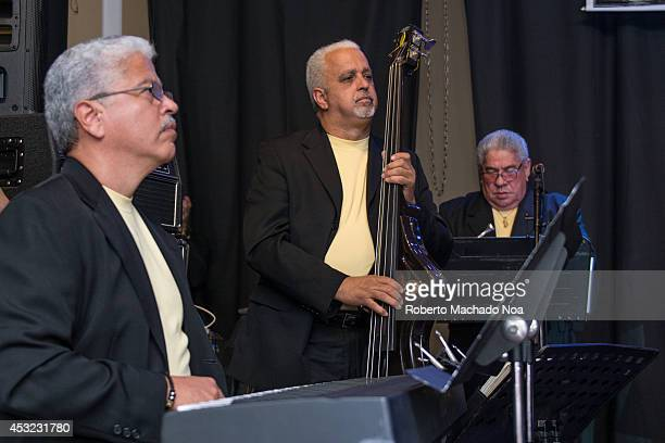 Willie Sotelo tecladist of El Gran Combo de Puerto Rico The popular salsa group El Gran Combo de Puerto Rico performs in Toronto celebrating their 52...