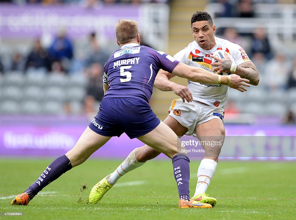 Catalans Dragons v Huddersfield Giants - Magic Weekend