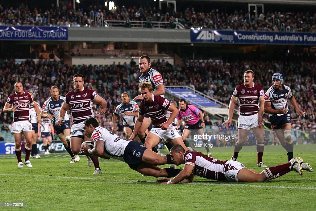 NRL Third Qualifying Final - Sea Eagles v Cowboys