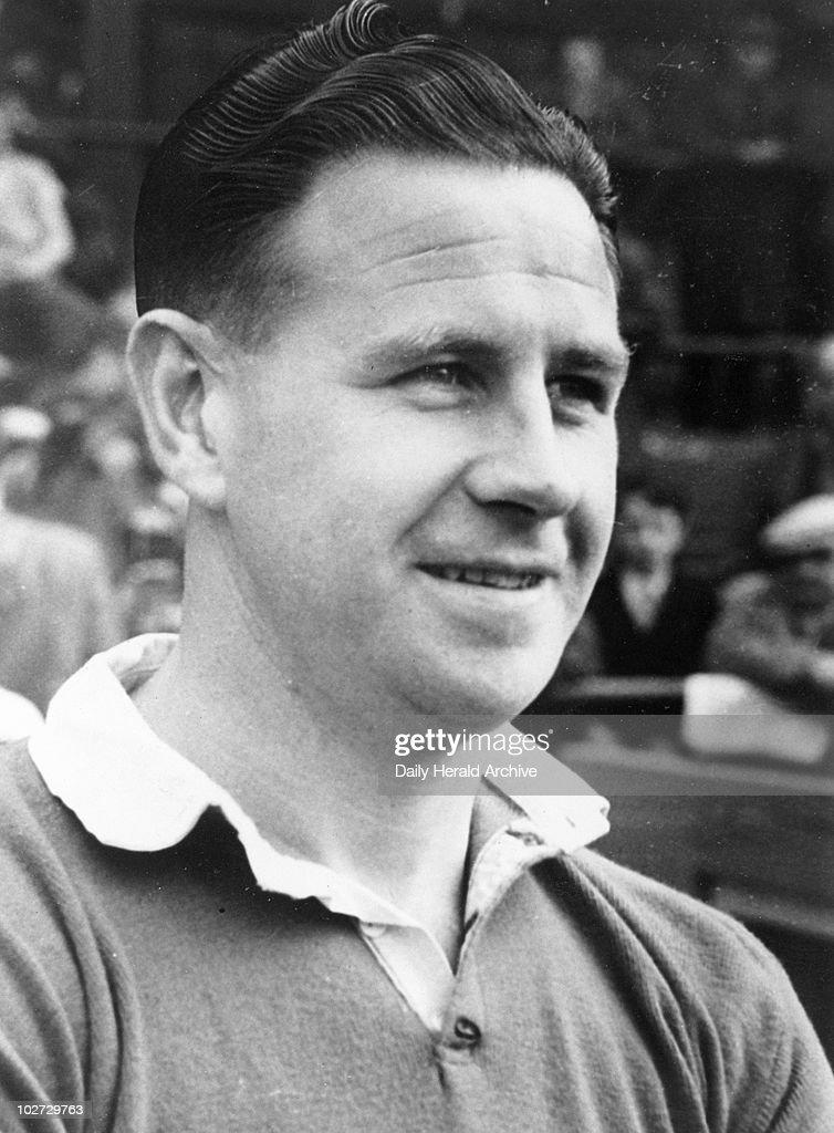 Willie Waddell, 1954. : News Photo