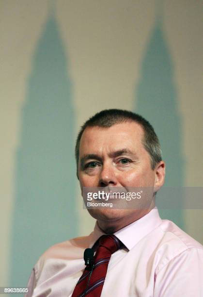 Willie Walsh chief executive officer of British Airways Plc attends the International Air Transport Association annual meeting in Kuala Lumpur...
